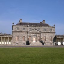 Russborough House. Co. Wicklow